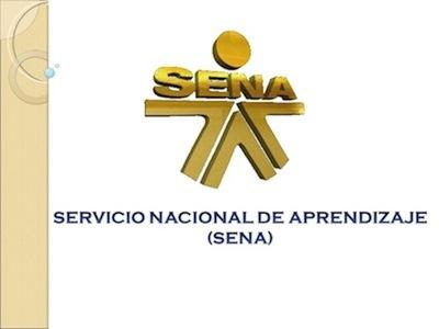 Oferta Educativa para Convocatoria especial SENA