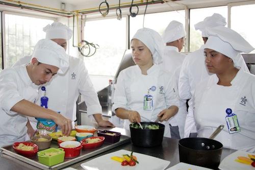 Cursos de Gastronomia en el SENA